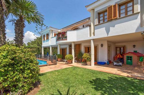 Elegant villa i traditionell stil i Palma–Bonanova