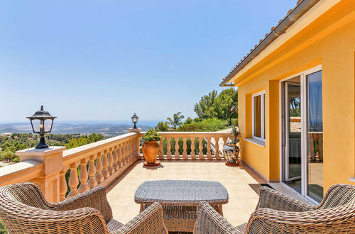 Beautiful finca with panoramic sea views