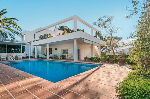 Appealing villa in a peaceful residential area