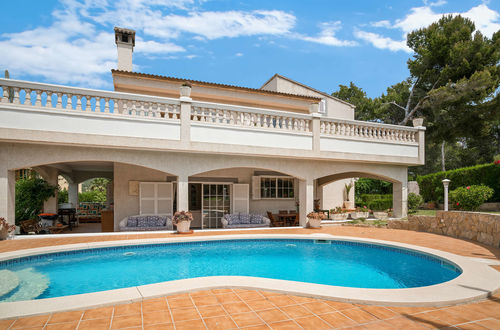 Traditional charming Spanish villa
