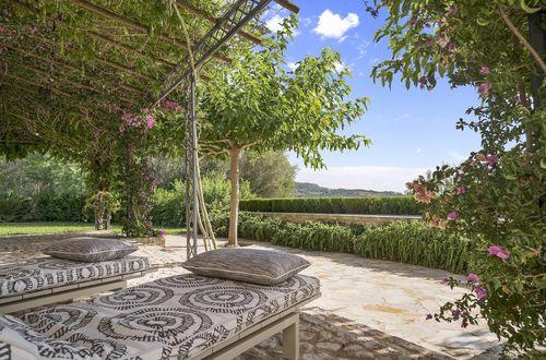 Phenomenal stone faced villa