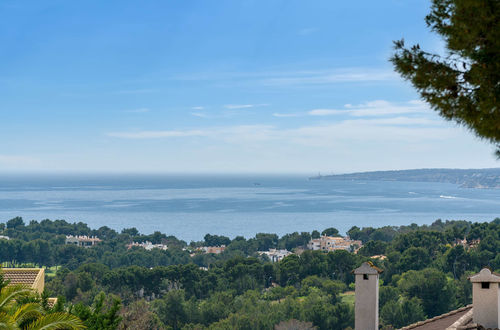 Classic Spanish villa with stunning sea views
