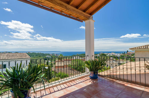 Attractive villa with sea views near Palma