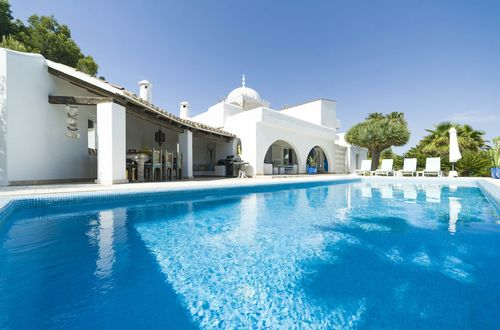 Fantastic villa with sea views in Sol de Mallorca