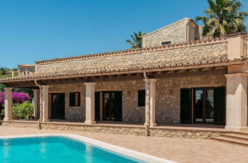 Idyllic situated natural stone villa in the southwest of Mallorca