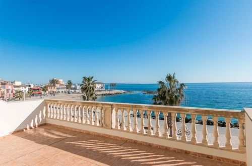 Portixol Mallorca Frontline House for sale