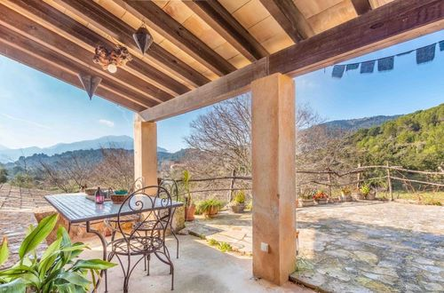 Mallorcan finca with rustic charm