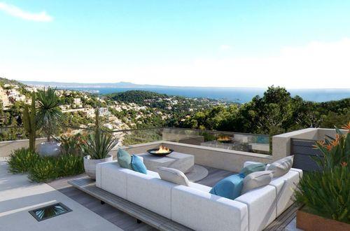 Luxus pur - spektakuläre Villa mit Panorama Meerblick