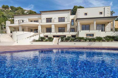 Detached modern villa with breathtaking views in Son Vida