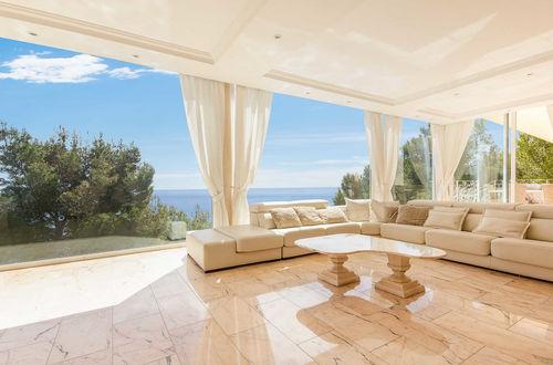 Utsökt villa med panoramablick över havet i Canyamel
