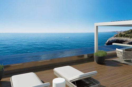 Construction project for a luxury frontline villa in Porto Cristo