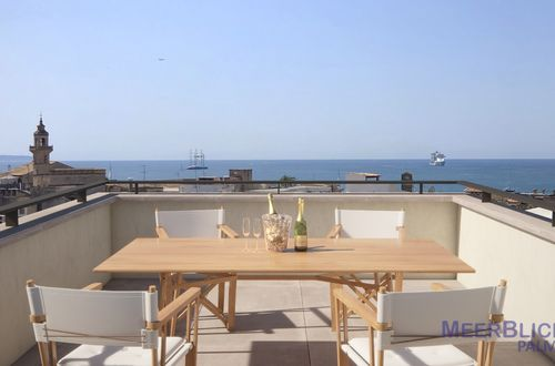 Apartment in the middle of Palma with unique views