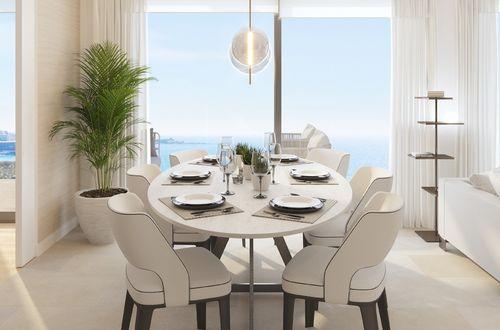 Elegant nybyggd lägenhet vid Marivent bukten