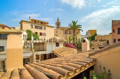 Stunning luxury penthouse in Palmas old town with beautiful views