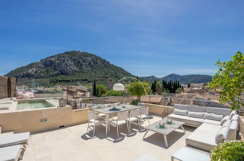 Beautifully renovated house in the heart of Pollensa village