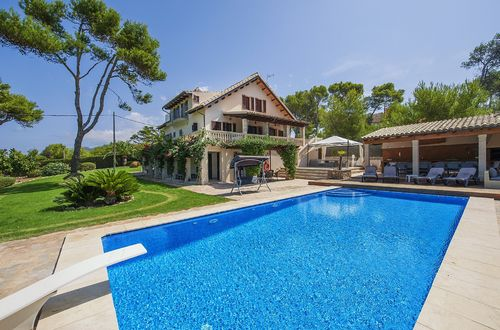 Spacious villa near the best beaches of Alcudia