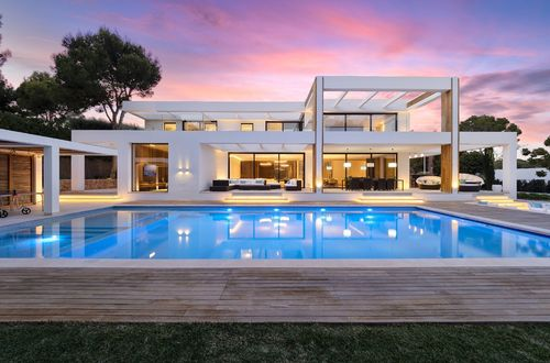Luxurious high-quality design villa with everything you could wish for
