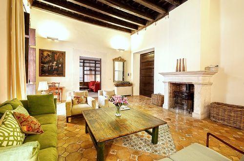 Superb lägenhet i den eftertraktade stadsdelen Casco Antiguo i Palma