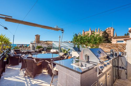 Extravagant house in Palma Old Town with stunning views