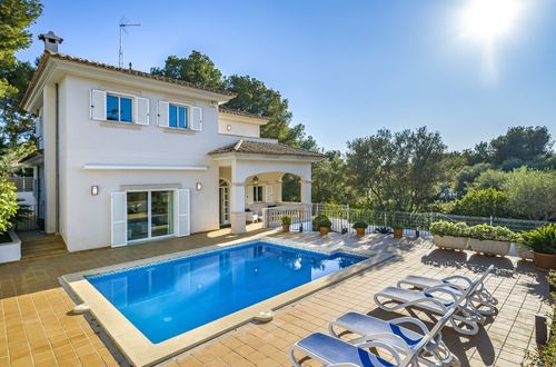 Elegant villa in one of the most desirable areas in Mallorca