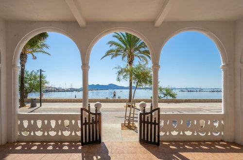 Hus i Puerto Pollensa med enorm potential