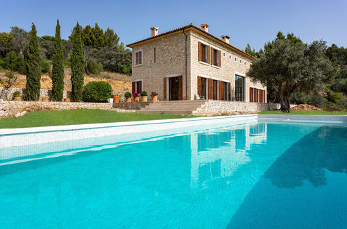 High quality stone villa with stunning views of Menorca