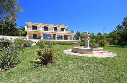 Spacious family villa with panoramic views