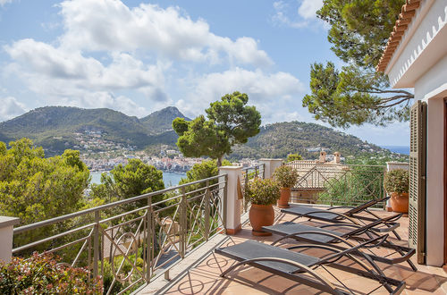 Private finca within walking distance to the harbour in Port Andratx