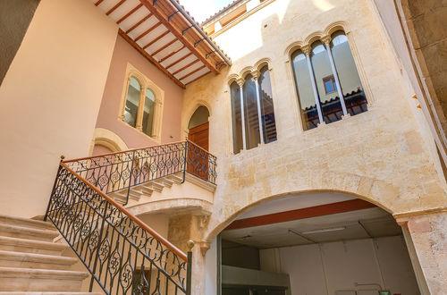 Exceptionell våning med imponerande patio nära Paseo del Borne