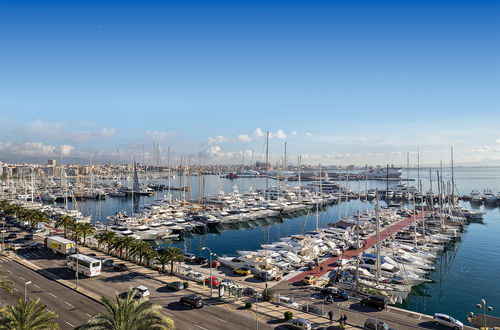 Apartment with magnificent views at Paseo Maritimo
