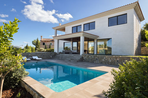 Villa  with stunning panoramic mountain views