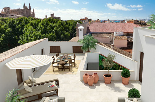 Modern town house Project in Old Town Palma