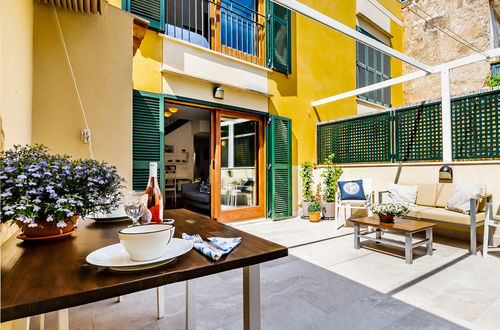 Fantastic townhouse in Es Jonquet