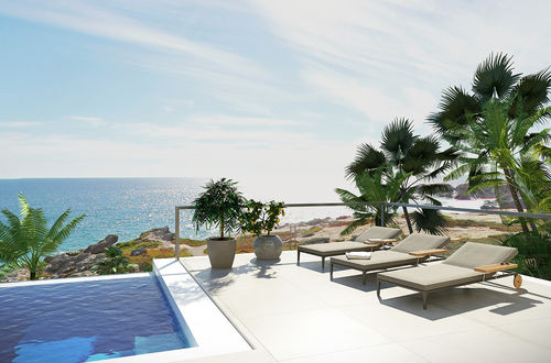 Stunning new build villla with sea views in Port Andratx