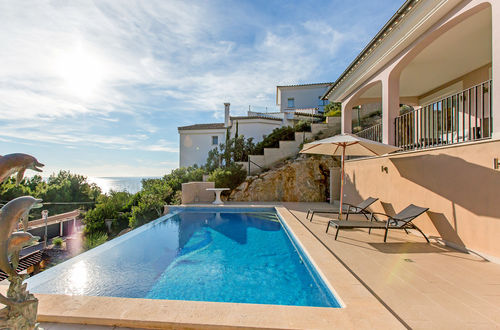 Light filled villa with sea views in Port Andratx