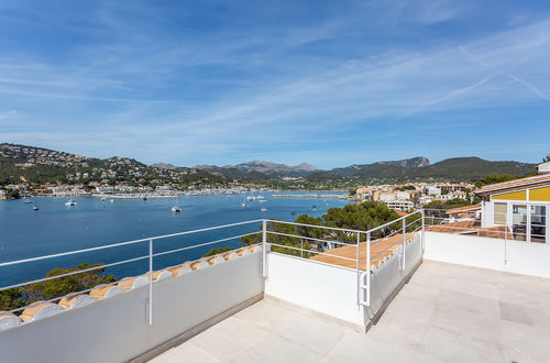 Fully renovated townhouse within walking distance of the beach and harbour promenade of Port Andratx
