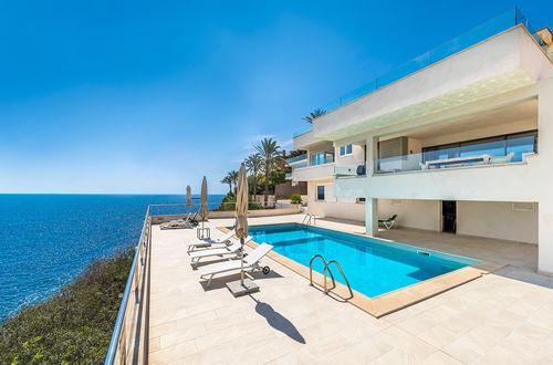 Renoviertes Penthouse mit herrlichem Blick auf die Bucht von Palma