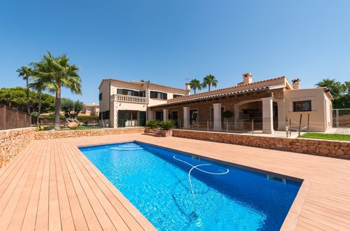 Spacious family villa near Palma ready to move into