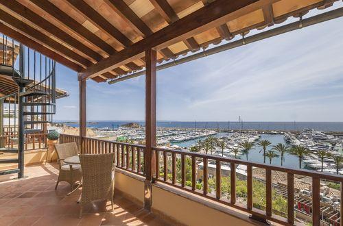 Wunderschönes Penthouse mit herrlichem Blick auf Puerto Portals