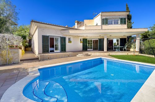 Charming Mediterranean villa with beautiful sea views