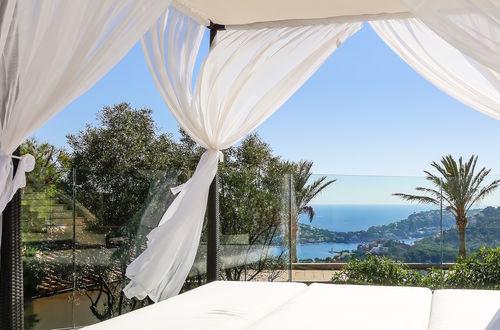 Amazing luxury villa with unique sea view in Puerto Andratx