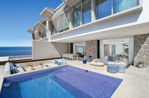 Sea view villa for sale Port Andratx Mallorca
