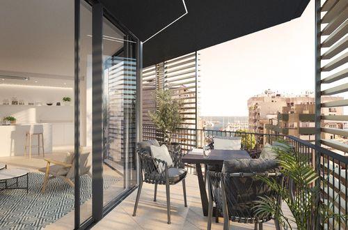 New exclusive penthouse next to Palma Tennis Club