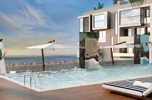 New exclusive penthouses with impressive sea views