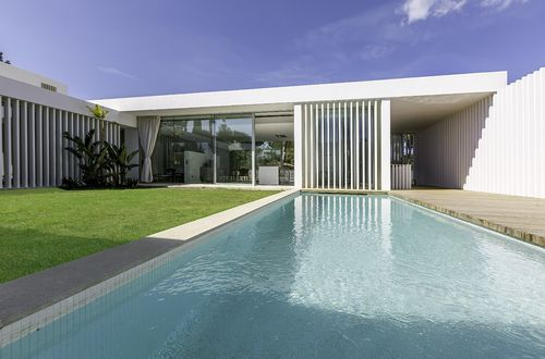 New bungalow style villa with spectacular design