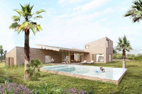 NEW PROJECT BEAUTIFUL COUNTRY HOME WITH SEA VIEWS