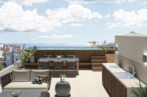 New fantastic duplex apartment with beautiful sea views