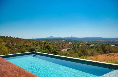 New, modern villa with splendid views