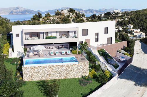Newly built architect-designed villa in the exclusive Bonaire