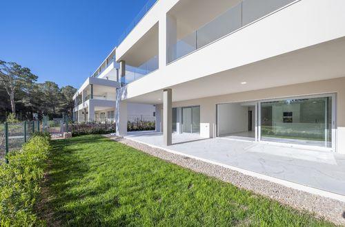 Förstklassig nybyggd lägenhet vid Santa Ponsa golf